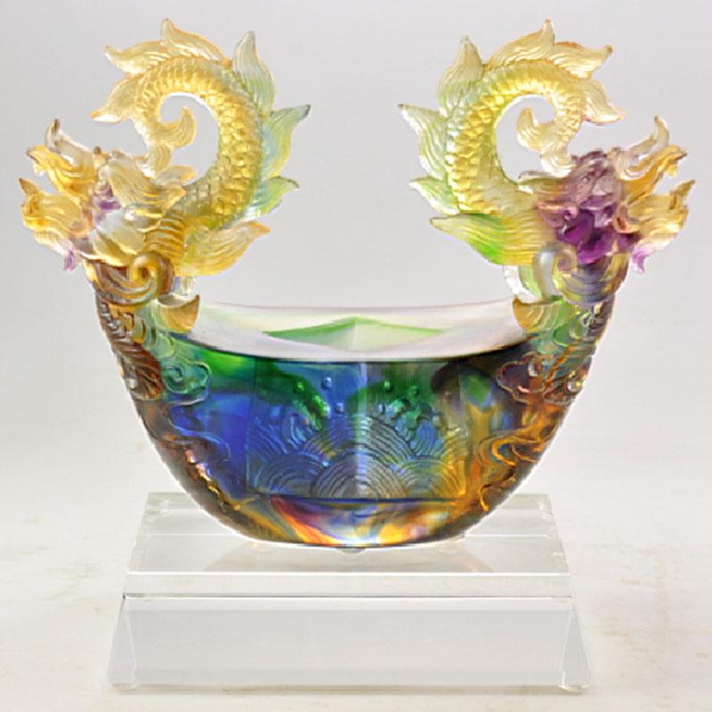 精美的现代琉璃工艺品    3 - h_x_y_123456 - 何晓昱的艺术博客