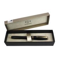 派克都市系列磨砂黑杆金夹墨水笔(钢笔)