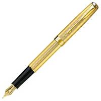 派克08卓尔系列亮金金夹墨水笔(钢笔)