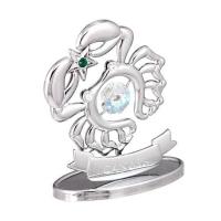 CRYSTOCRAFT(卡斯杜克)-施华洛世奇元素-水晶摆件-巨蟹星座