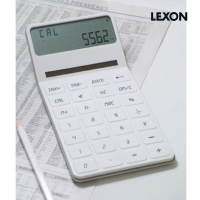 LEXON ELA DESK TOP 双电源计算器
