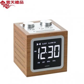 液晶时钟收音机