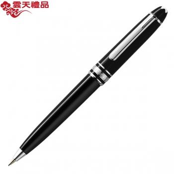 万宝龙大班P117黑玉色莫扎特型镀铂金配饰自动铅笔
