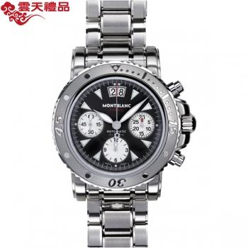 万宝龙大班精钢运动型系列08466腕表