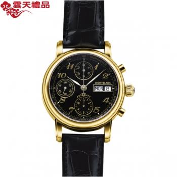 万宝龙大班系列镀金08459腕表