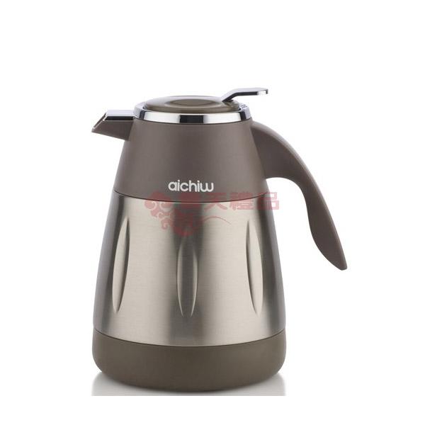 欧式咖啡壶(不锈钢真空)