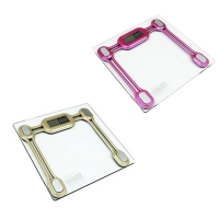 佳美BL-D8方形玻璃秤 电子秤 脂肪秤