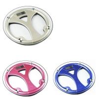佳美BL-04A 圆形玻璃秤 电子秤 健康秤
