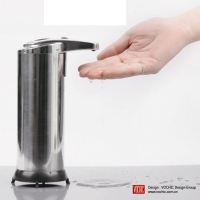 VOCHIC沃奇 NJORD SENSOR SOAP DISPENSER/HOME DESKTOP  尼约德感应给皂器/居家台式
