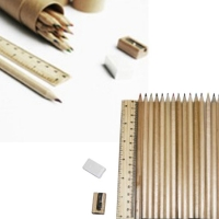 VOCHIC沃奇 GREEN COLORED PENCIL 环保彩色铅笔套装