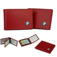 牛皮驾驶证包(红色)F-8181