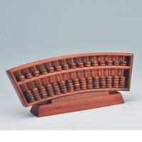 扇形算盘YSC-020-红木礼品