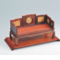 罗汉床YSA-002-红木礼品