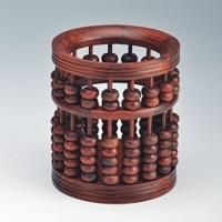 珠算笔筒YSC-018-红木礼品