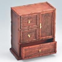 竹节柜YSA-005-红木礼品