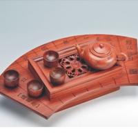 宁静致远茶具组YSB-002-红木礼品
