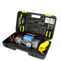 瑞德工具世家双色系列 便携式汽车充气泵  228032