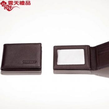 托斯卡尼 TOSKANY 进口牛皮 证件包 T-8329