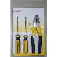 瑞德工具世家双色系列  6pc精品家用工具  021003