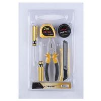 瑞德工具世家双色系列  6pc家用礼品工具  021006