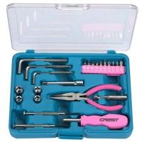 瑞德工具世家双色系列 24Cpc精品家用工具  023024C