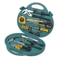 瑞德工具世家双色系列 12pc精品家用工具 011012A