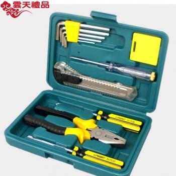 瑞德工具世家双色系列  11pc 高档家用礼品工具 011011