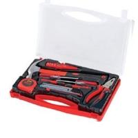 瑞德工具世家双色系列 10pc透明家用礼品工具 013010