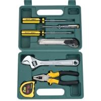 瑞德工具世家双色系列 8pc家用礼品工具 011008D