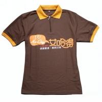 广告T恤衫 促销服翻领体T恤衫 GGTX3