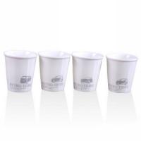 广告杯套装 陶瓷仿纸杯 套装
