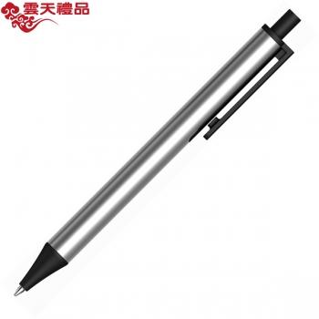 KACO智途TUBE 银灰色签字笔/广告笔/促销笔/礼品笔/中性笔/钢笔/墨水笔