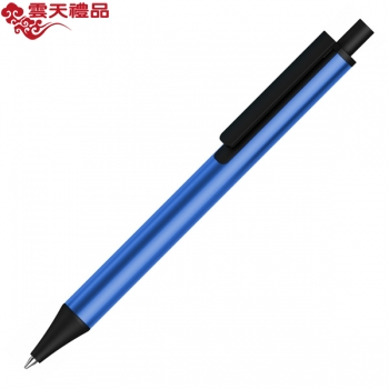 KACO智途TUBE 蓝色签字笔/广告笔/促销笔/礼品笔/中性笔/钢笔/墨水笔