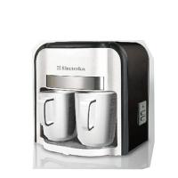 伊莱克斯 双杯咖啡机 EGCM010