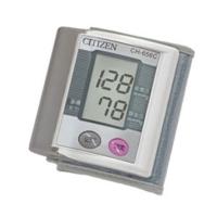 西铁城 全自动式腕式电子血压计 CH-656C
