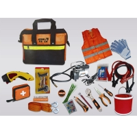 德国圣德保罗130件汽车应急工具 SD-188