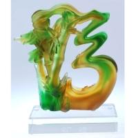 琉璃摆件-祝福摆件 M-014