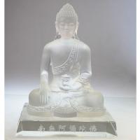 琉璃摆件-灵山大佛 E-027-1
