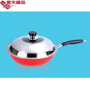 珐琅厨具 多功能健康营养锅(30cm)