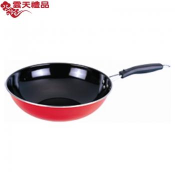 珐琅厨具 天然彩王锅(30cm)