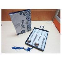 户外餐具 青花系列大号勺筷四件套 MR-3201