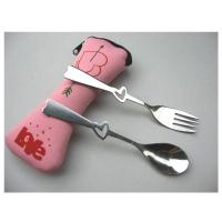 户外餐具 中号叉勺两件促销装 MR-03063