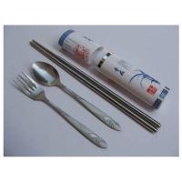 户外餐具 大号塑料筒装中国风系列产品 MR-0608-S