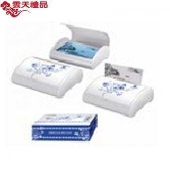 青花瓷名片盒 S2001-2