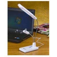 """""""一指禅""""USB触控台灯(带小风扇)CW8733F"""