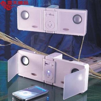 折叠式MP3小音箱 CW8335