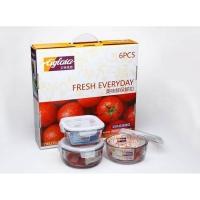 艾格莱雅 美味保险盒(扣式)三件套 GH06+GH08/L3