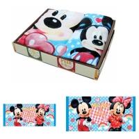 迪士尼毛巾礼盒(面浴2条装)DSN-402