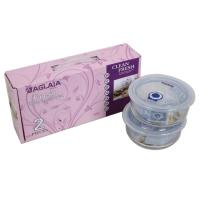 艾格莱雅 美味保鲜盒2件套 BX03-2.5/L2