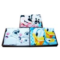 迪士尼毛巾礼盒(3条装)DSN-406